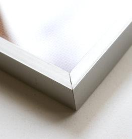 Wissellijst Aluminium 4x35x50cm, eenvoudige staat, package deal.