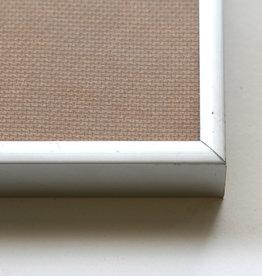 Wissellijst Aluminium 2x50x65, oude eenvoudige staat, package deal. - Copy - Copy