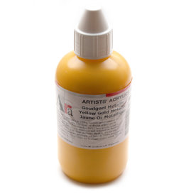 ARA Acrylverf Ara Artists' 250ml, M261 serie C, Metallic Dark Gold