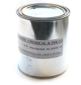 Litho Vernis 473 gram/0,57 Liter #5 Blik Medium Zwaar
