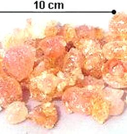Arabische gom in brokken, 1kg in plastic pot. Topkwaliteit