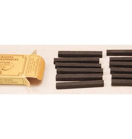 12 stuks lithokrijt staafje ±6cm lang Charbonnel no: 5 Extra Zacht (ES)