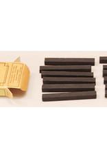 12 stuks lithokrijt staafje ±6cm lang Charbonnel no: 4 Zacht (S)