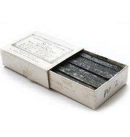 12 stuks lithokrijt staafje ±6cm lang Korn middelzacht nummer 2