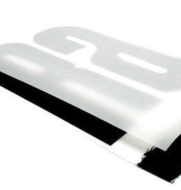 Transparant Gesatineerd Papier/ Kalkpapier Satin ruim A2 (45x64cm) ± 135 grs 250 vel