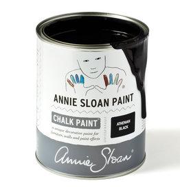 Annie Sloan Krijtverf Annie Sloan Chalk Paint 120 ml, Athenian Black