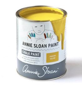 Annie Sloan Krijtverf Annie Sloan Chalk Paint 120 ml, English Yellow