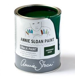 Annie Sloan Krijtverf Annie Sloan Chalk Paint 120 ml, Amsterdam Green