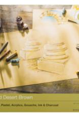 Rembrandt Pastelpapier, A3 Blok Toned Paper Rembrandt, 50 vel 180 grams FSC