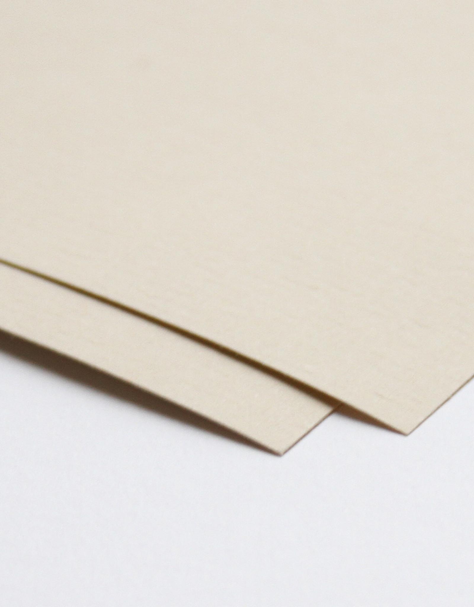 Fabriano 5 vel Ingres Papier 50 x 70 cm 160 grs Avorio Zand Licht Gelig
