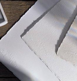 WInsor & Newton 5 vellen W&N Aquarel Papier CLASSIC Koud Geperst (Grain Fin/ Fijne Struktuur) 300G 56X76CM
