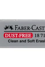 Faber-Castell Gum Faber Castell, voor potlood/ grafiet, stoft niet