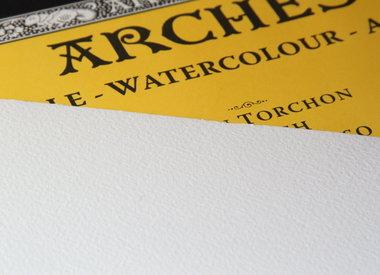 Aquarelpapier Topkwaliteit Arches