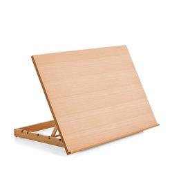 Colart Werkplank ' Ebro' voor op een tafel, in diverse werkhoeken te stellen (Workstation A3: 32x44 cm) no 7006556
