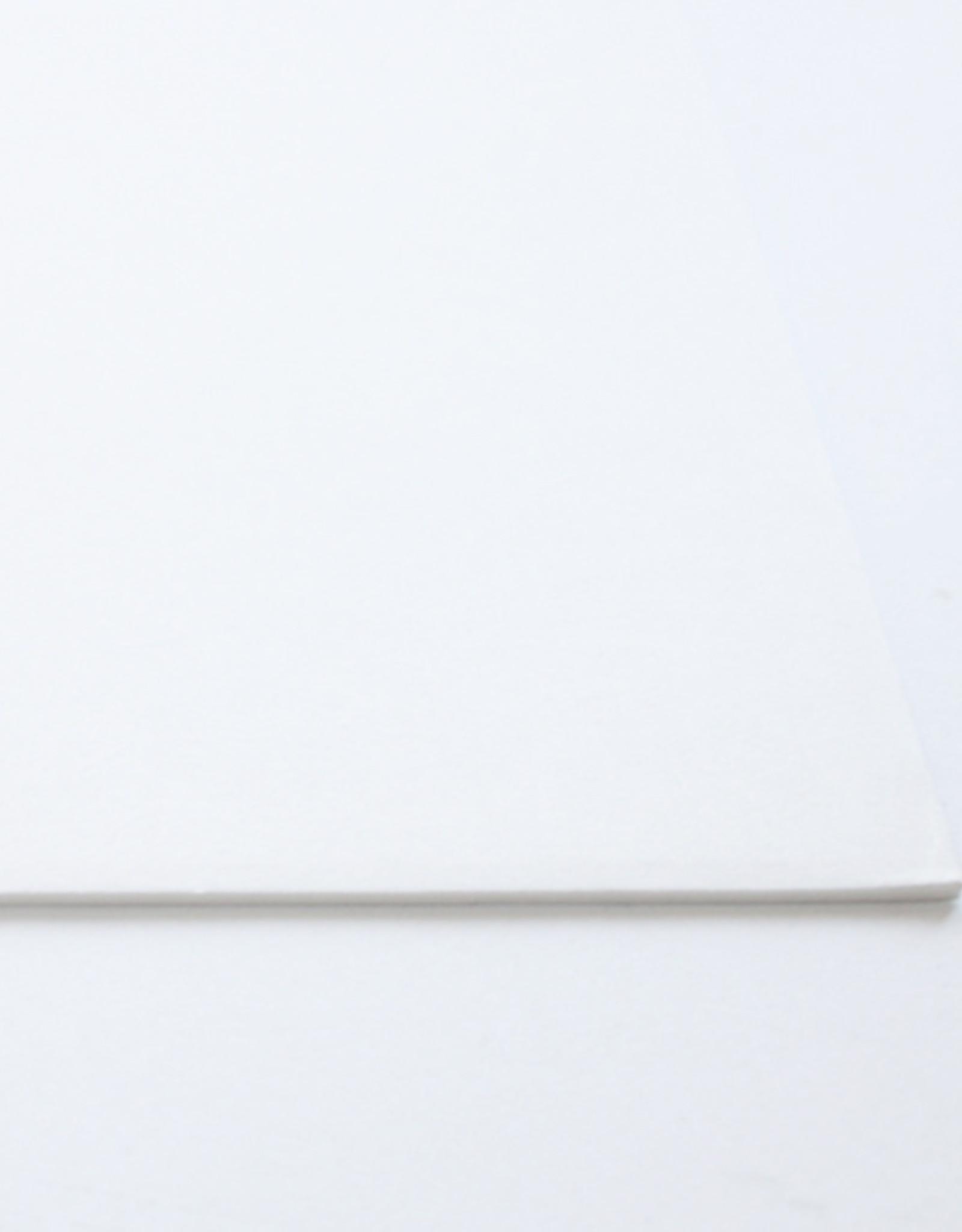 Barth 8 vel Passepartoutkarton 800 grs (± 1 mm dik) 40x 50 ConservaBarth  natuurwit