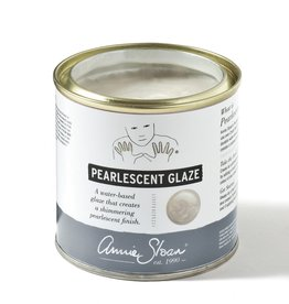 Annie Sloan Pearlescent Glaze/ Parelmoer Glansverf 250 ml, Annie Sloan