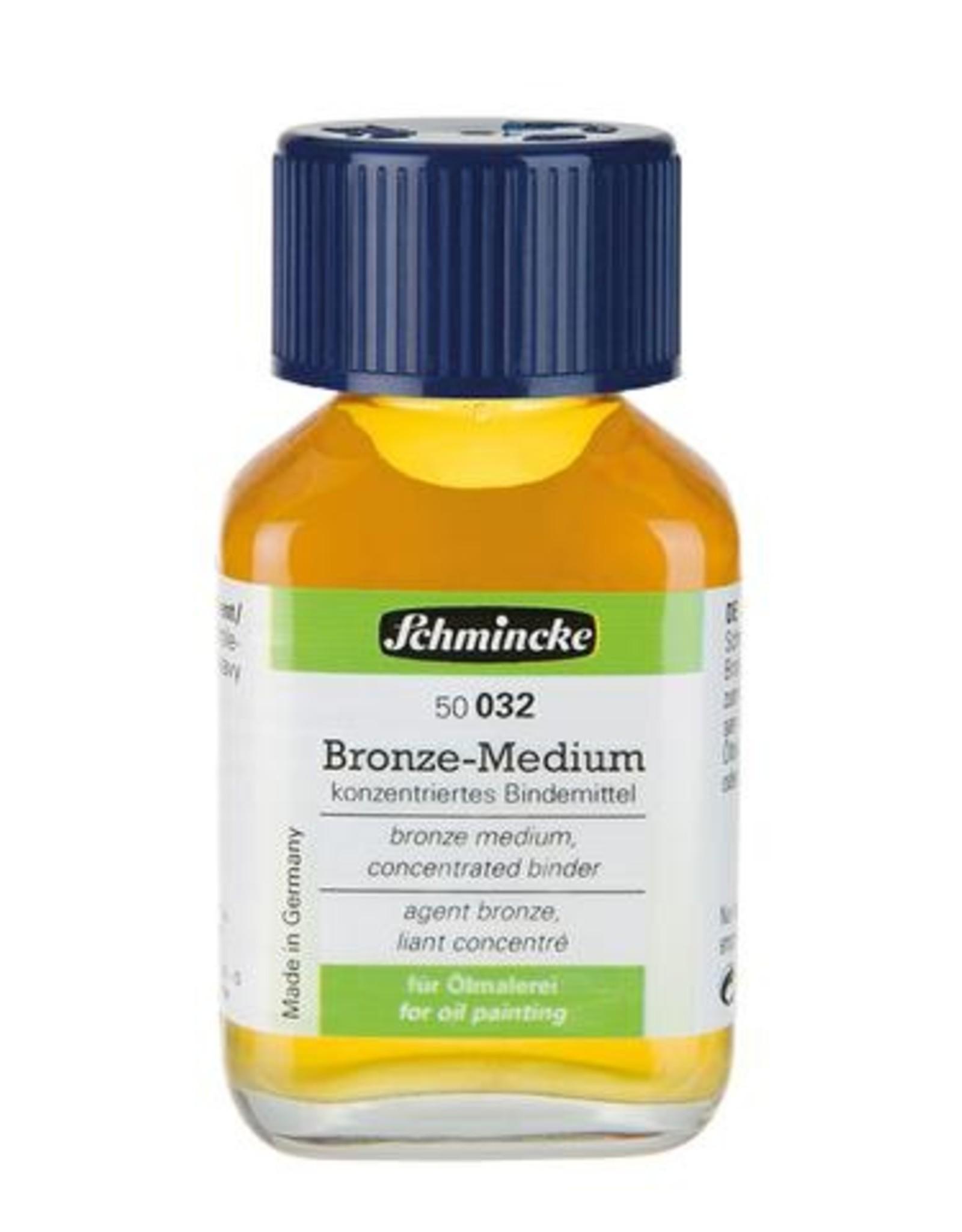 Schmincke Bronze Medium voor Pigmenten, 60 ml, Bronze Serie, Schmincke