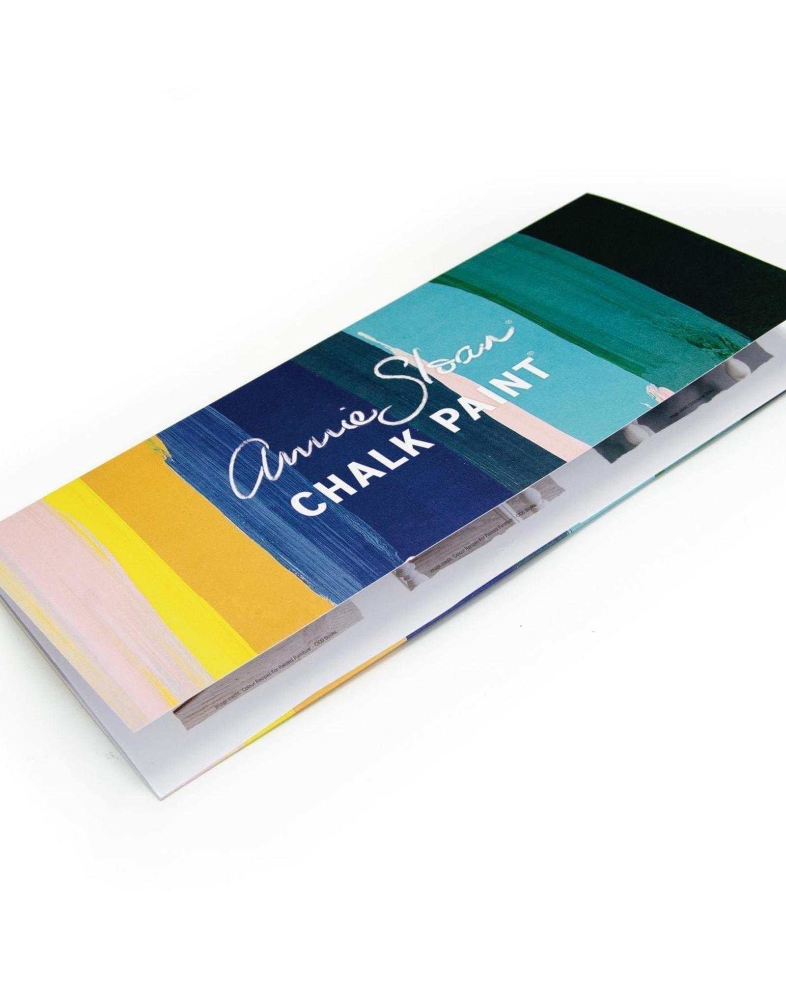 Annie Sloan Annie Sloan Kleurenkaart