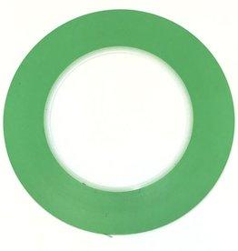Fine Line Tape Groen/ Blauw  Colad/Radex 3mmx33/55meter Kunststof