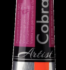 Talens Olieverf waterverdunbaar Talens Cobra Artist, 40ml Permanent Rood Violet/ Permanent Red Violet no 577/3