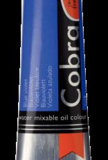 Talens Olieverf waterverdunbaar Talens Cobra Artist, 40ml Blauw Violet/ Blue Voilet 548/3