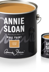 Annie Sloan Krijtverf Annie Sloan, New Wall Paint 2,5 Liter, Carnaby Yellow