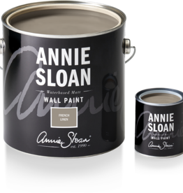 Annie Sloan Krijtverf Annie Sloan, New Wall Paint 2,5 Liter, French Linen