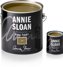 Annie Sloan Krijtverf Annie Sloan, New Wall Paint 2,5 Liter, Olive