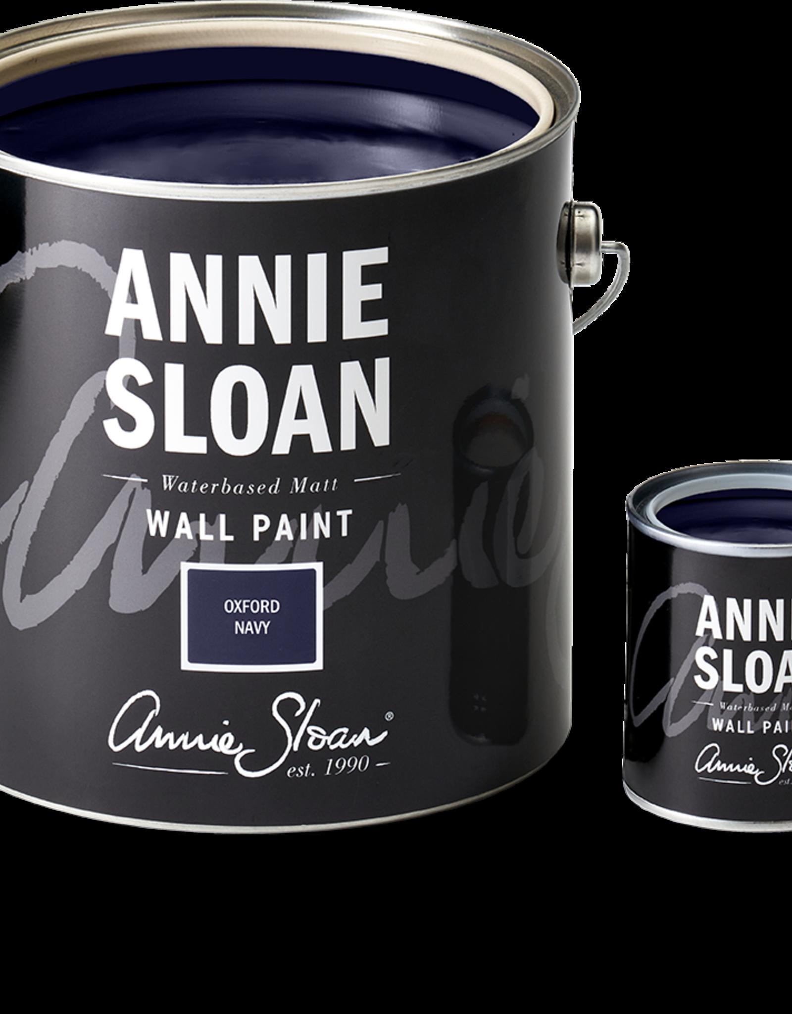 Annie Sloan Krijtverf Annie Sloan, New Wall Paint 2,5 Liter, Oxford Navy