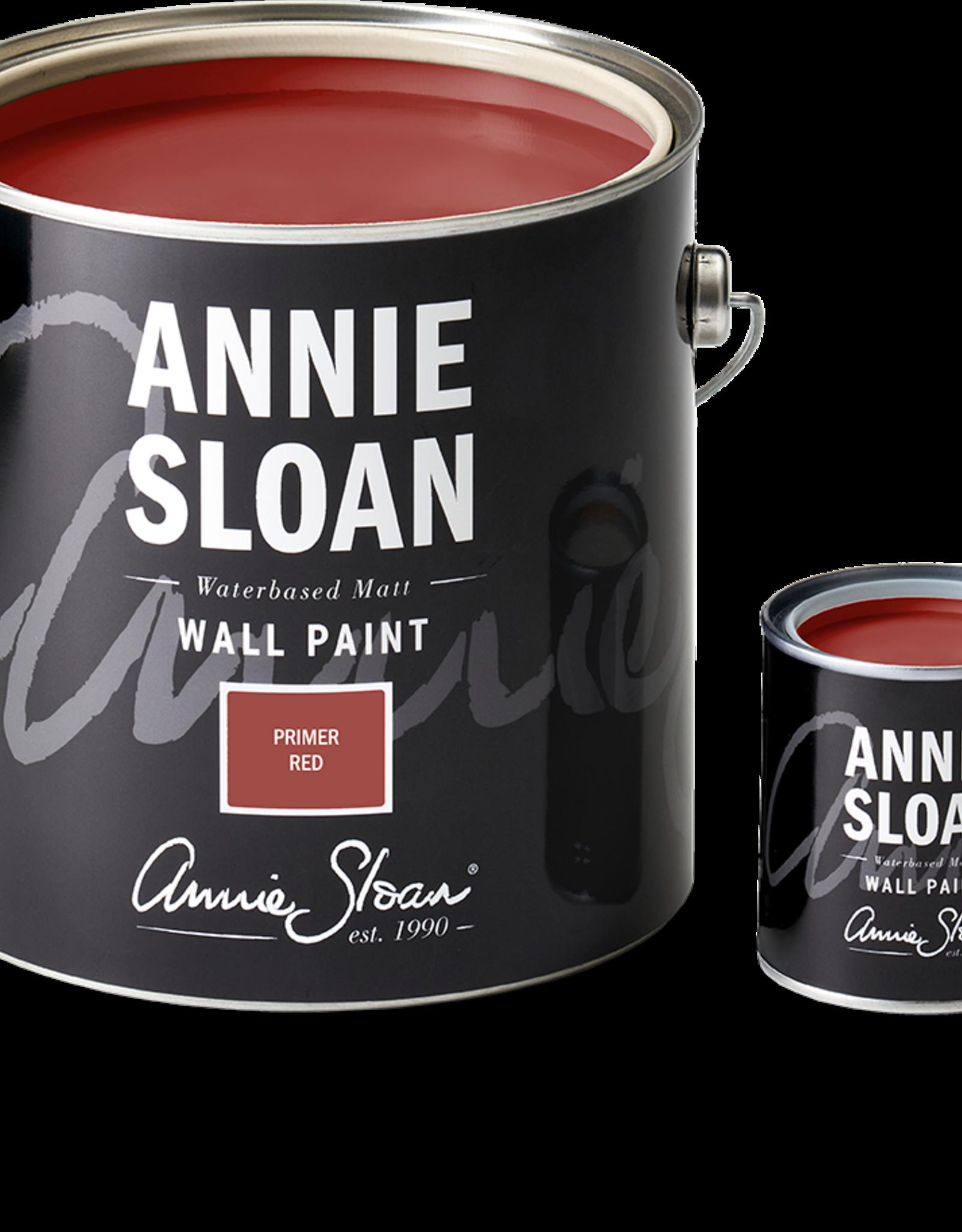 Annie Sloan Krijtverf Annie Sloan, New Wall Paint Primer Red 2500ml