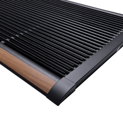 RiZZ  Outdoor Mat anthracite teak