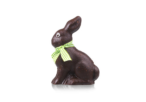 HEINI Luzern Osterhase Edi 70% Kakao