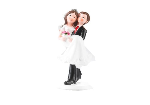 HEINI Luzern Bräutigam trägt Braut
