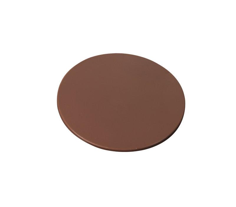 Schokoladen - Rondelle mit Vollmilch