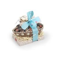 Osterei gefüllt mit  feinsten Pralinen