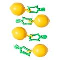 Tischdecke Kleiderbügel Zitronen