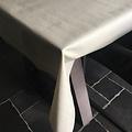 Beschichtete Tischwäsche Creme