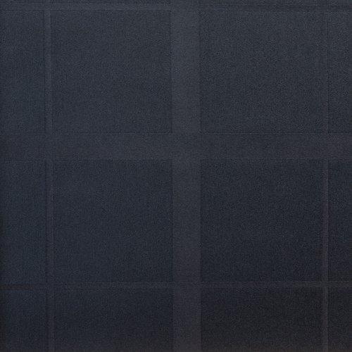 Gecoat tafeltextiel Lys - zwart