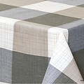 Coated Table textiles Damero beige