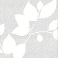 Static window film 90 cmx20 m. leaves