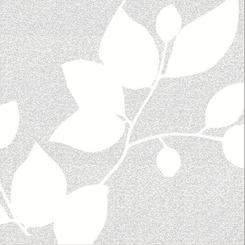 Fensterfolie Statisch 90 cmx20 m. Blätter