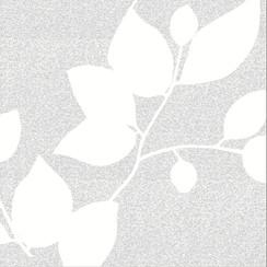 Statisch raamfolie 45cmx20mtr. leaves