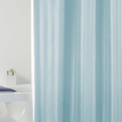 Duschvorhang Textil Rigone blauer