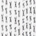 Türvorhang Marloes 90x220 cm tra / schwarz