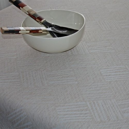 Coated Table textile Itaca nature