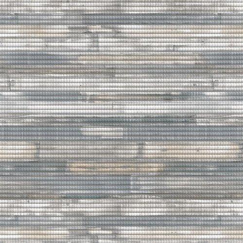 Watermat-Aquamat op rol straatstenen vintage 65cmx15m