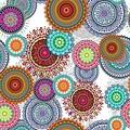 Beschichtete Tisch Textil Arana