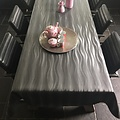 Table textiles Polyline Onix anthracite