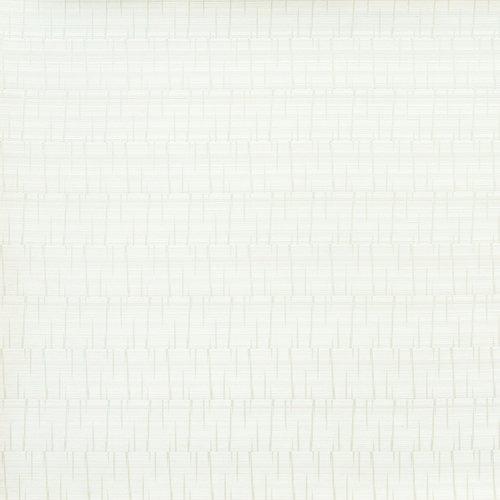Tafeltextiel Polyline Jaspe wit