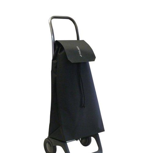 Shopping trolley Rolser Jet black